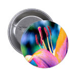 Digital Hibiscus Pins