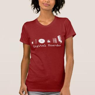 Digital Hoarder Tshirts