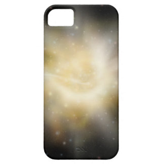 Digital Illustration of a Solar System iPhone 5 Cover