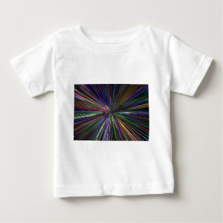 Digital Infinity abstract Baby T-Shirt