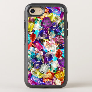 Digital Jeweled Glitzy Style OtterBox Symmetry iPhone 7 Case