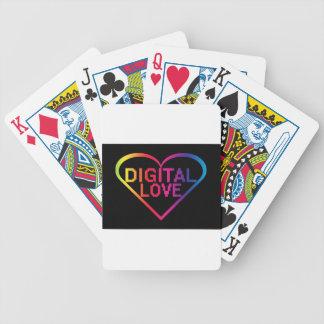 digital love RBG Poker Deck