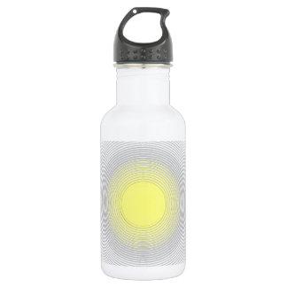 Digital Minimalist Sunshine 532 Ml Water Bottle