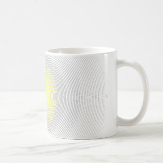 Digital Minimalist Sunshine Coffee Mug