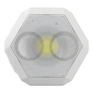 Digital Minimalist Sunshine White Bluetooth Speaker