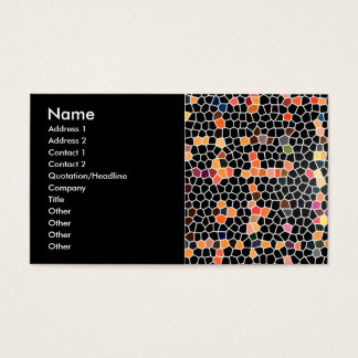 Digital Mosaics Business Card