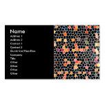 Digital Mosaics Business Card Templates