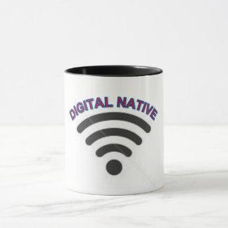 Digital Native Mug