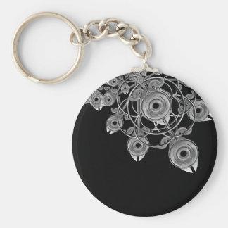 Digital Ornament Crafts Key Chain