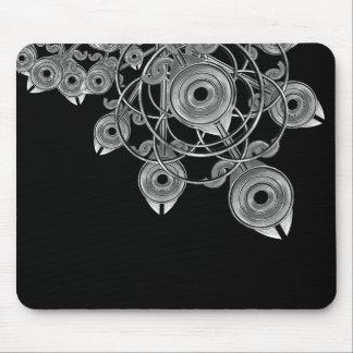 Digital Ornament Crafts Mousepad