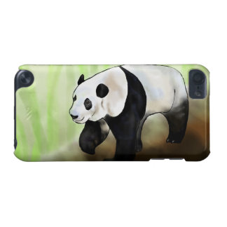 Digital Painting - Panda iPod Touch (5th Generation) Case