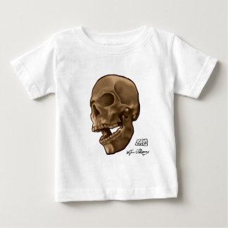 Digital Painting - Skull Tee Shirt