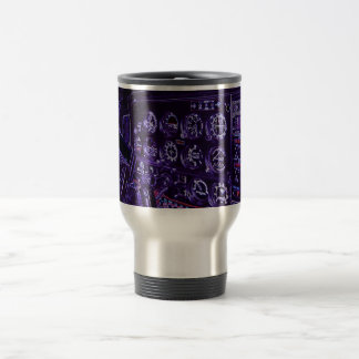 Digital Panel Stainless Steel Travel Mug