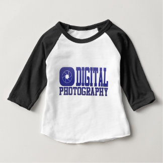 Digital Photography Baby T-Shirt