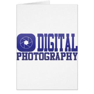 Digital Photography Card
