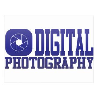 Digital Photography Postcard