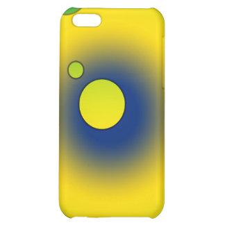 Digital Pop Art Flag Colors of Brazil Cover For iPhone 5C