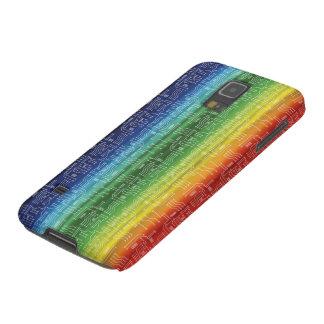 Digital Rainbow Galaxy S5 Cover