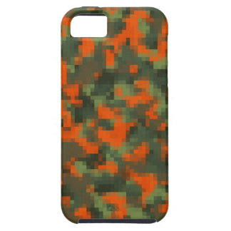 Digital Safety Camo Case For The iPhone 5