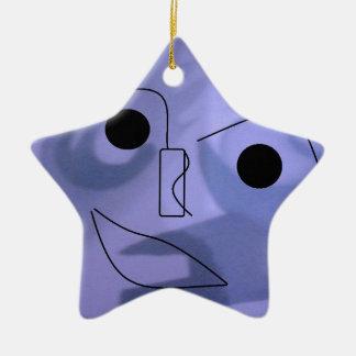 Digital Smile Christmas Ornament