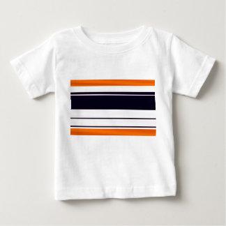 Digital Stripe Design Infant Tee Shirt