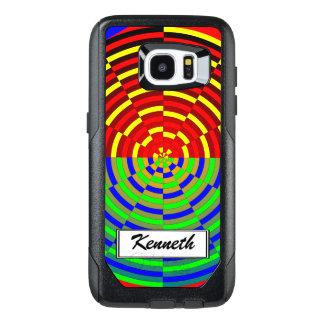 Digital Sunset by Kenneth Yoncich OtterBox Samsung Galaxy S7 Edge Case