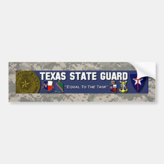 digital, TXSG License plt full Bumper Sticker
