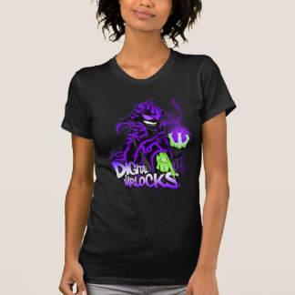 Digital Warlocks Pur4 Sleeve Raple Warlock - Ladie Tee Shirt