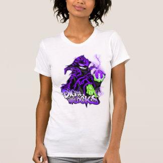 Digital Warlocks Pur4 Sleeve Raple Warlock - Ladie Tshirts