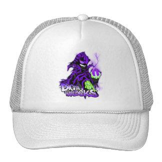 Digital Warlocks Purple Warlock Cap
