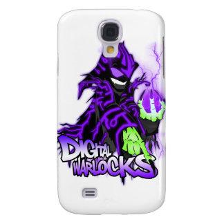 Digital Warlocks Purple Warlock - ® Fitted™ H Galaxy S4 Case