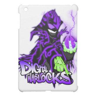 Digital Warlocks Purple Warlock - ® Fitted™Ha Cover For The iPad Mini