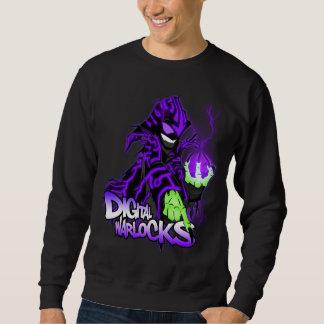 Digital Warlocks Purple Warlock Sweatshirt