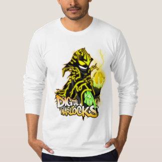 Digital Warlocks Yellow Warlock - American Apparel T-Shirt