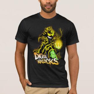 Digital Warlocks Yellow Warlock - Basic American A T-Shirt