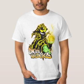 Digital Warlocks Yellow Warlock - Value T-Shirt