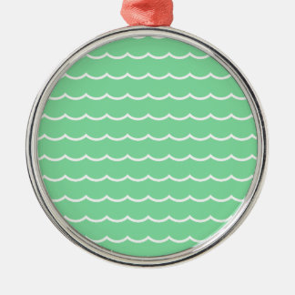 digital waves scrapbooking and fun paper christmas ornament