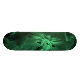digitalgreen tulip custom skateboard