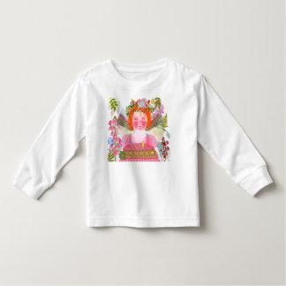 Digitalis faery shirt