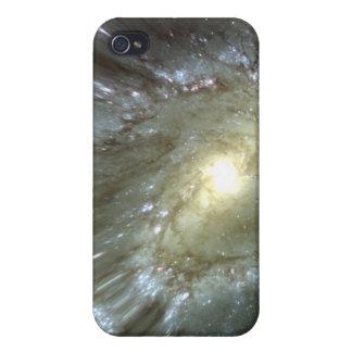Digitally altered galaxy iPhone 4 case