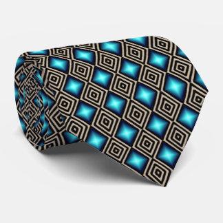 Digitally Designed Pattern Tie