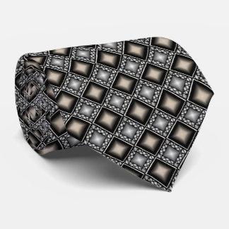 Digitally Designed Pattern . Tie