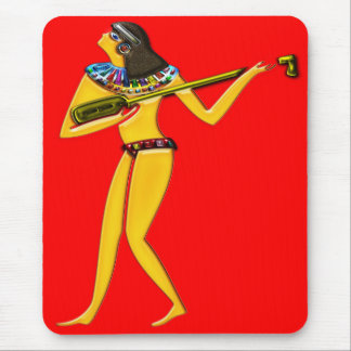 Digitally Painted; Early Egyptian Mousepad