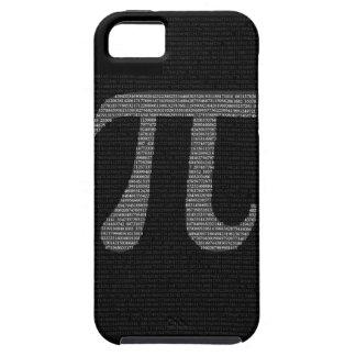 Digits of Pi II iPhone 5 Covers