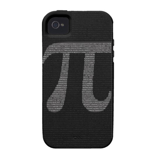 Digits of Pi II Case-Mate iPhone 4 Case