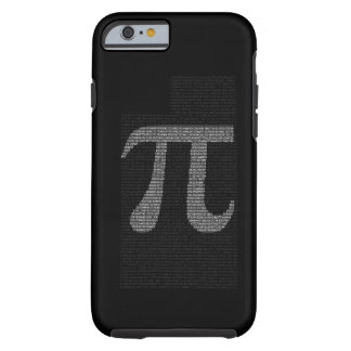 Digits of Pi II Tough iPhone 6 Case