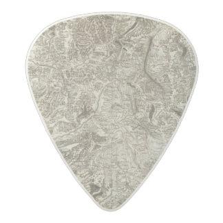Digne Acetal Guitar Pick