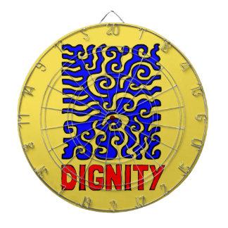 """Dignity"" Metal Cage Dartboard"
