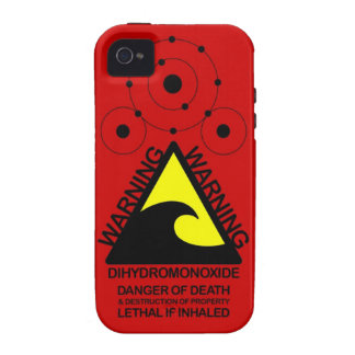 Dihydromonoxide Iphone 4 iPhone 4 Covers