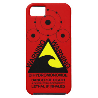 Dihydromonoxide Iphone 5 Tough iPhone 5 Case